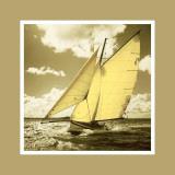 Vintage Sails II Art