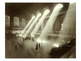 Grand Central Station, New York City, c.1940's Giclée-Druck