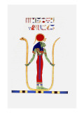 Neith Castigatrice Giclee Print by Jean-Fran?s Champollion