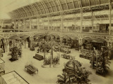 Paris, 1900 World Exhibition, Pavilion Costume Photographic Print by Brothers Neurdein