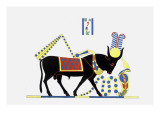 Api or Hapi Giclee Print by Jean-Fran?s Champollion