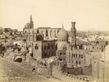 View of Cairo (Egypt) Photographic Print by G. Lekegian