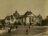 Paris, 1900 World Exhibition, The Petit Palais Photographic Print