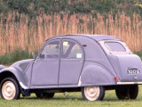 Citroen 2CV, Model 1958 Photographic Print
