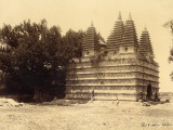 Five-Towers Temple (China) Photographic Print by John Thomson