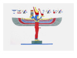 Neith Giclee Print by Jean-Fran?s Champollion