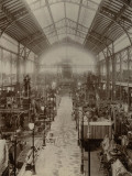 Paris, 1900 World Exhibition, German Section of the Galerie Des Machines Photographic Print