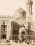 Saida Zeynab Mosque in Cairo (Egypt) Photographic Print by Brothers Zangaki