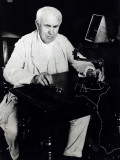 Thomas Edison Photographic Print