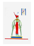 Bouto Giclee Print by Jean-Fran?s Champollion
