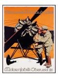 WWI, Motorenfabrik Oberursel Giclee Print