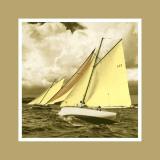 Vintage Sails III Posters