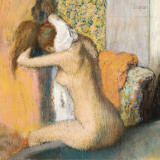 After the Bath Kunstdrucke von Edgard Degas