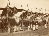 Moulet El-Neby, Arabic Celebration at Cairo (Egypt) Photographic Print