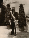 Paris, 1900 World Exhibition, Austrian Guard Photographic Print