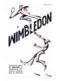 Wimbledon Tennis Wydruk giclee autor Andrews & Power