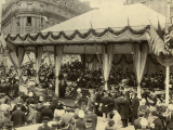 Paris, 1900 World Exhibition, The Stands on the Opening Day Photographic Print