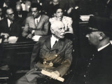 Trial of Marshal Pétain, 1945 Photographic Print