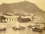 Overall View of Hong Kong (China) Photographic Print