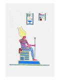 Anouk Anouk Giclee Print by Jean-Fran?s Champollion