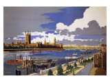 London Pride, GWR, 1946 Giclee Print by Frank Mason