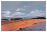 Pastel Landscape VIII Plakat av Jacques Clement