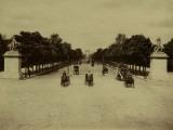 Paris, The Avenue Des Champs-Elysées Photographic Print