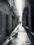 The Destruction of Unhealthy Places: Impasse Saint Denis in Paris Photographic Print