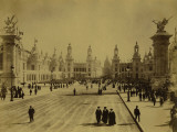 Paris, 1900 World Exhibition, View of the Invalides Photographic Print