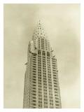 The Chrysler Building, New York City, c.1930 Wydruk giclee