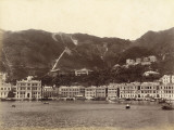 Panorama of Hong Kong (China) Fotografie-Druck