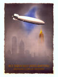 Deutsche Zeppelin-Reederei, c.1936 Giclee Print by Jupp Wiertz