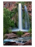 Havasupai Falls, Grand Canyon Giclee Print by Jon Cox