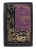 "Jules Verne, ""The Fur Country"", Cover Giclee Print by Jules Verne"