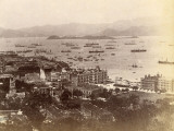 Hong Kong Bay (China) Photographic Print