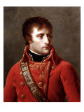 Gros, First Consul Bonaparte Giclee Print by Antoine-Jean Gros