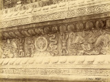 Five-Towers Temple (China) Fresco on the Base Photographic Print by John Thomson