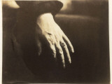 Hand of Victor Hugo Photographic Print