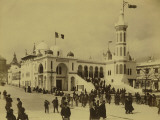 Paris, 1900 World Exhibition, The Algerian Palace Photographic Print by Brothers Neurdein