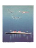 Bon Voyage, Matson Navigation Giclee Print