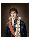 Duplessi-Bertaux (), Portrait of Eugène De Beauharnais Giclee Print by Jean Duplessi-Bertaux