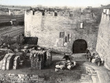 Shangai, Fortification of the Chinese City Photographic Print