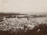 West Indies, View of Fort-De-France Fotografie-Druck