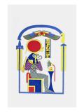 Atmou, Otmou, Tmou Giclee Print by Jean-Fran?s Champollion