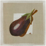 Aubergine Posters by Nathalie Andrieu