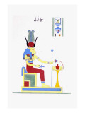 Hathor Giclee Print by Jean-Fran?s Champollion