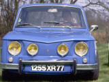 Renault 8 Gordini Photographic Print