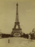Paris, 1900 World Exhibition, The Eiffel Tower Photographic Print by Brothers Neurdein