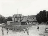 Barracks Bought by the Municipality of Neuf-Brisach, France, to Be Used as Dwellings (1960) Photographic Print