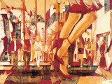 High Heels Art by Mario Sergio